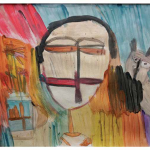 Świat Malowany Moją Kredką - wystawa Rudejny Jammoul