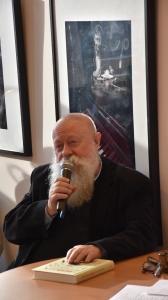 Spotkanie z profesorem Jerzym Bralczykiem