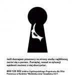 Warszawa wspiera ofiary przemocy domowej mimo epidemii