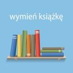 Wymiana książek przed Biblioteką