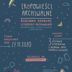Konkurs archiwalno-literacki dla rodzin z dziećmi