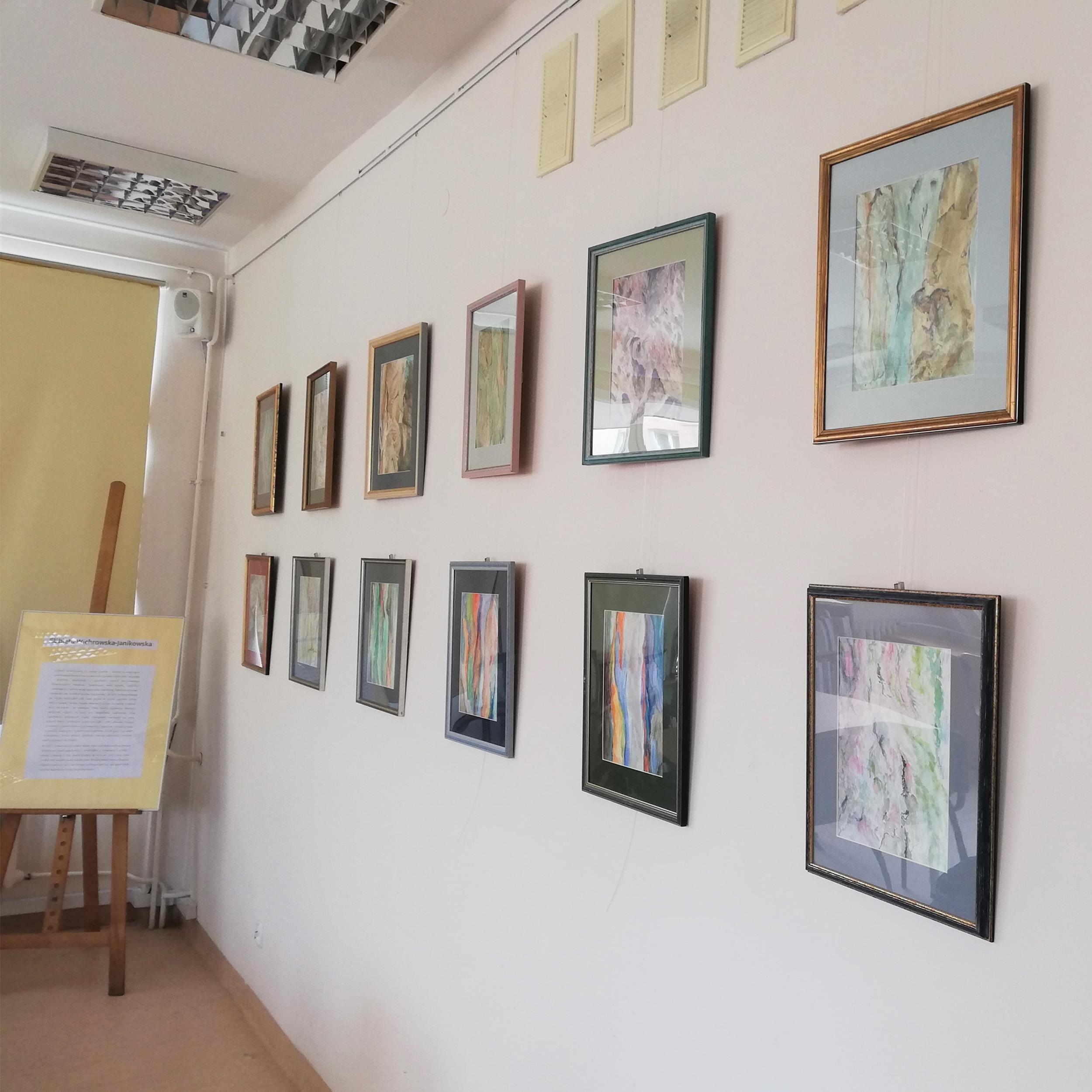 Ukryte Pejzaże Drzew – wystawa