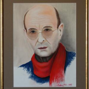 Autoportret - Andrzej Holc